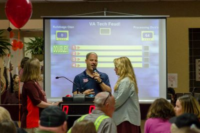 Employees play Fabulous Feud at Staff Appreciation Day