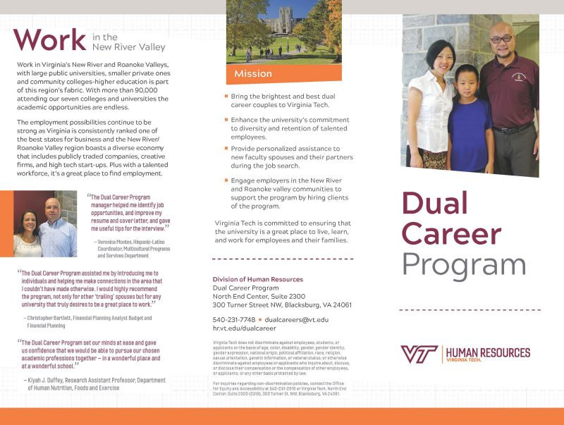 Dual Career Program image