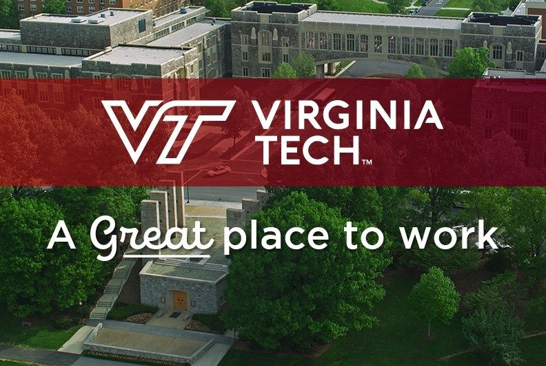 Virginia Tech, a great place to work